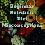 Beginner Nutrition