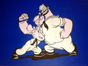 Popeye Strength